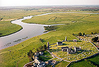 Saint Kieran - Clonmacnoise - World Cultures European