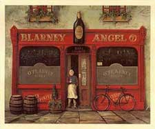 Buy Blarney Angel Pub at AllPosters.com